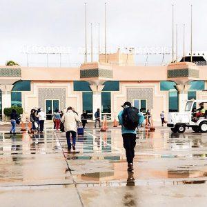 Voyage à Agadir..