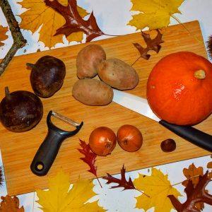 2 soupes d'automnes