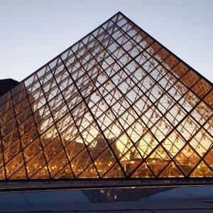 Ma première fois à Paris.