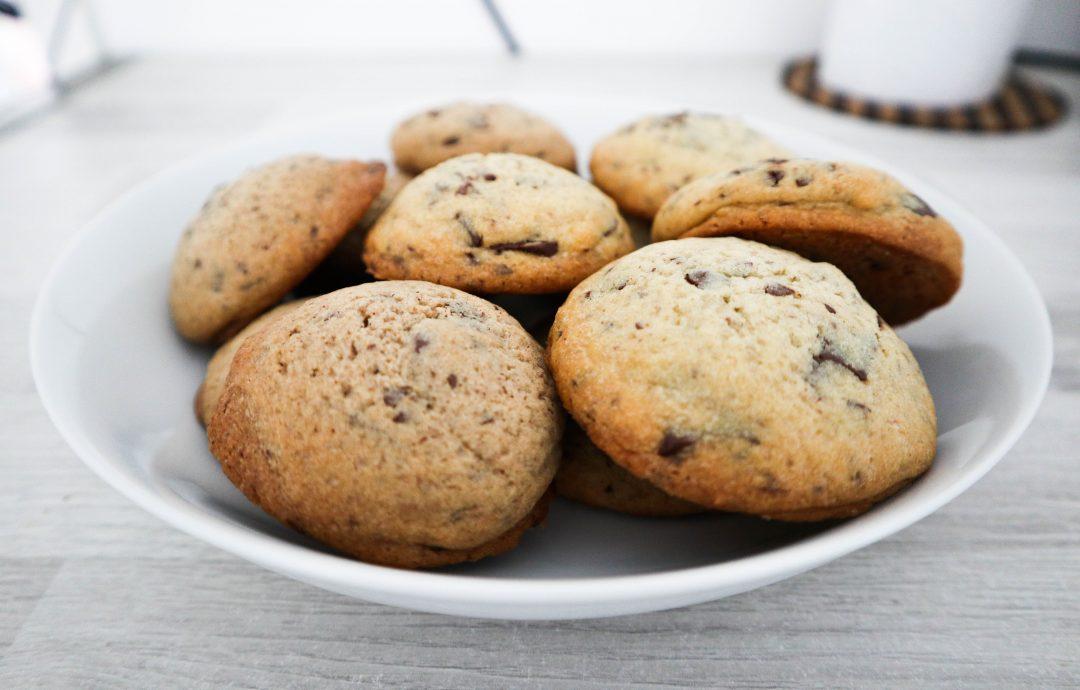 Notre Recette de Cookies Moelleux