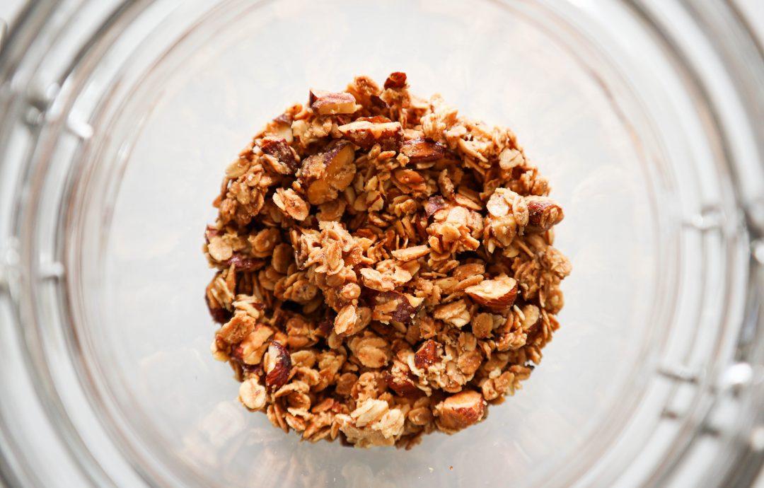 Notre Recette de Granola à la Vanille