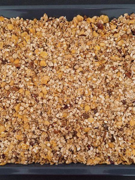 Notre recette de Granola 2.0